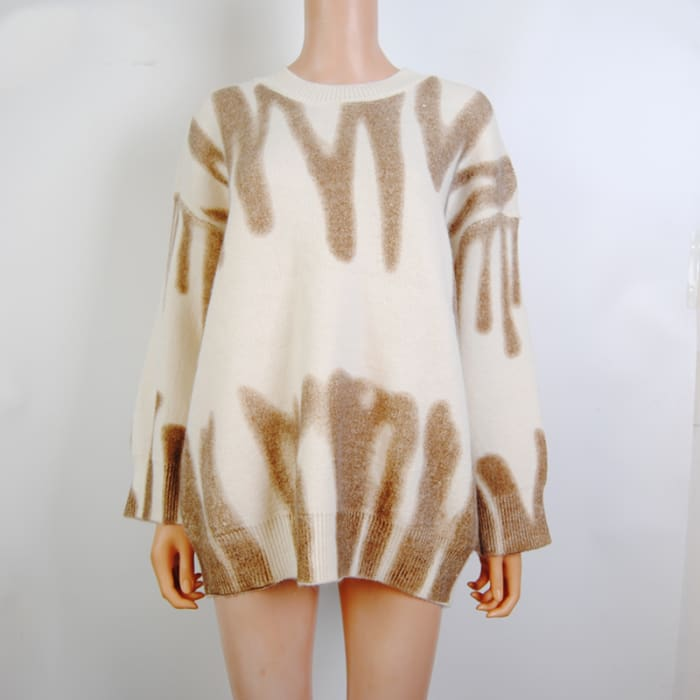CAPPUCCINO SWEATER