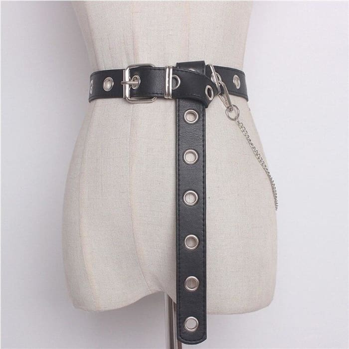 PUNK BELT - Black
