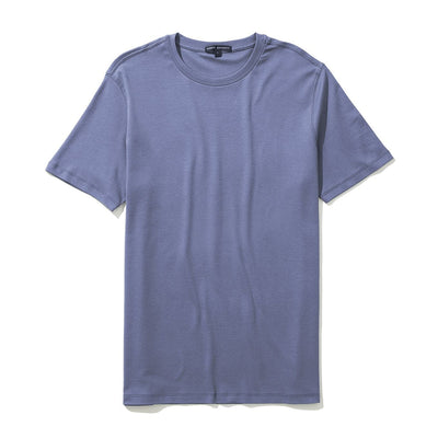 THE BARAKETT TEE - Cool grape