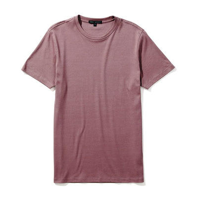 THE BARAKETT TEE - Coral rose
