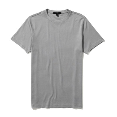 THE BARAKETT TEE - Monument grey