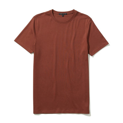 THE BARAKETT TEE - Rust