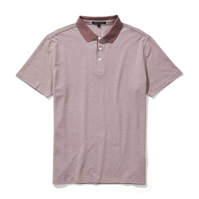 GARMAN POLO - Coral