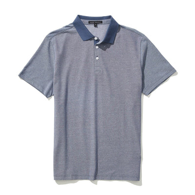 GARMAN POLO - Navy