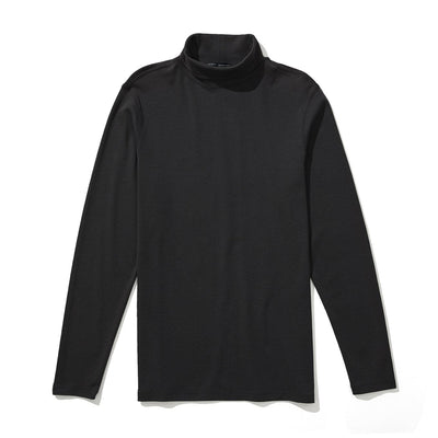 THE BARAKETT TURTLE NECK - Black