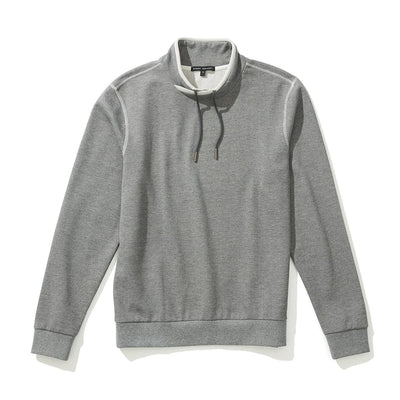 GRANDVIEW CROSSOVER MOCK - Grey