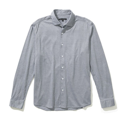 KILDARE KNIT SHIRT - Grey