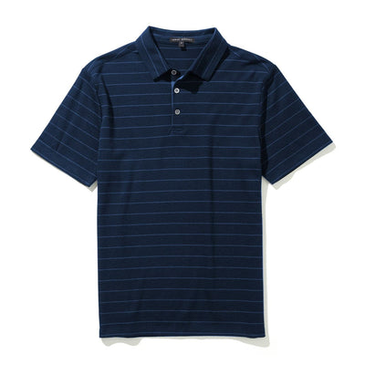 Robert Barakett JENNER POLO in Blue night