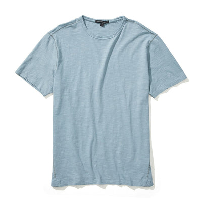 KAMLOOPS T-SHIRT - Cloudy blue