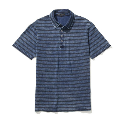 BOTWOOD POLO - Indigo