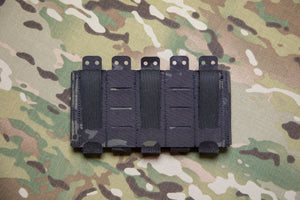 5x Double Stack Handgun Magazine Pouch
