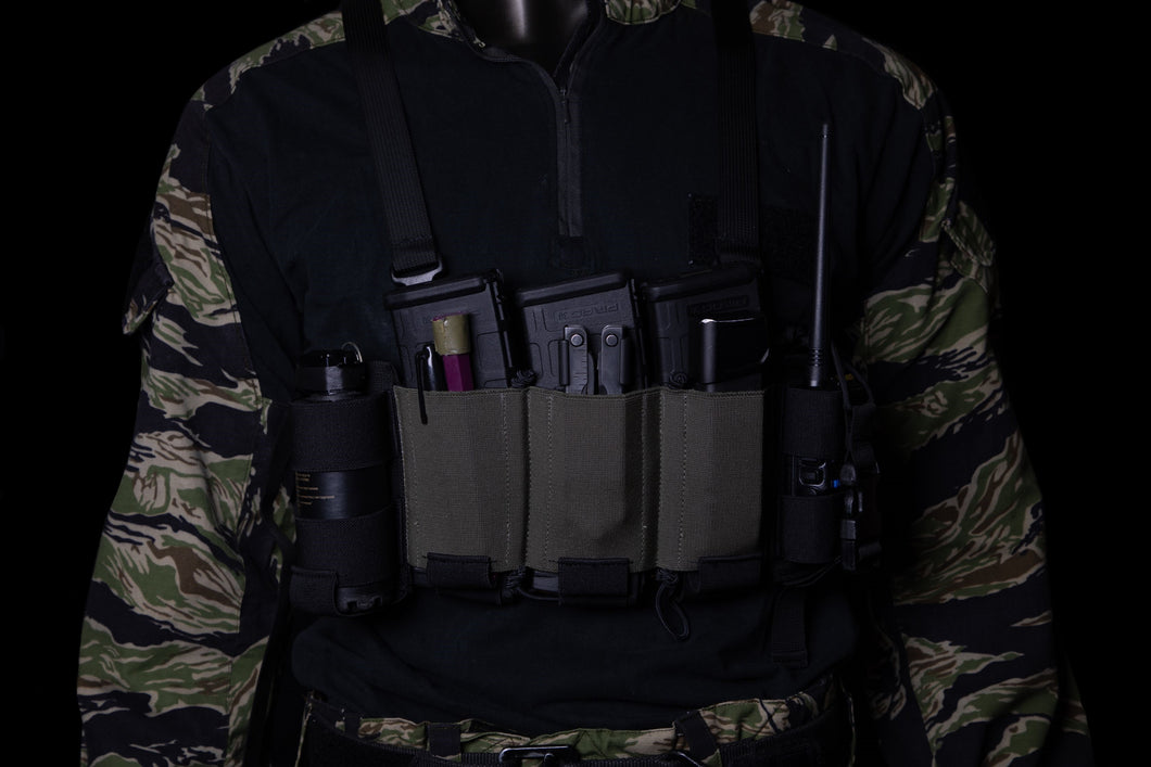 Dank Robber Chest Rig