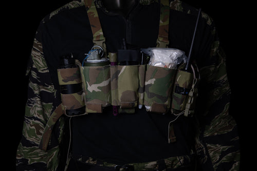 DR-H Chest Rig