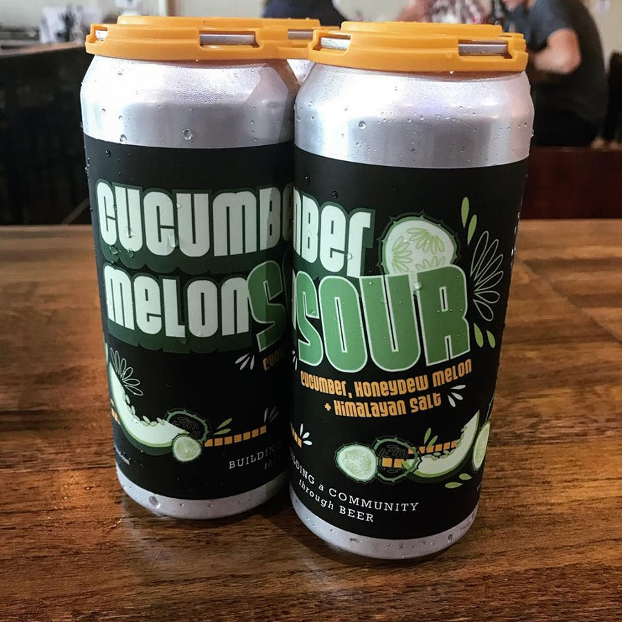 Cucumber Melon Sour