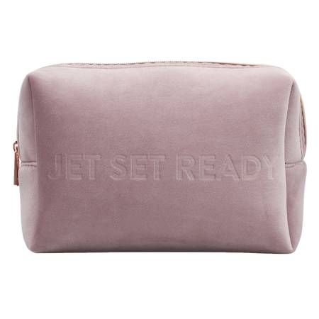 My Tag Alongs Jet Set Ready Cosmetic Bag | Dusty Lilac