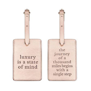 My Tag Alongs Luggage Tags Set Of Two