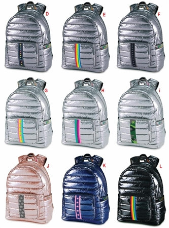 Top Trenz Puffer Backpack
