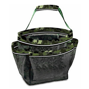 Top Trenz Camoflauge Mesh Shower Caddy