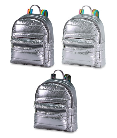 Top Trenz Puffer Mini Backpacks