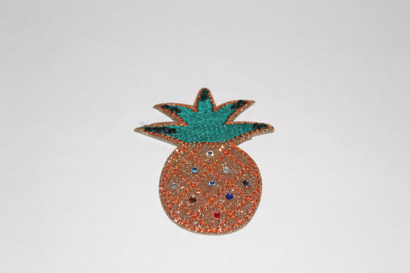 Bari Lynn pineapple patch