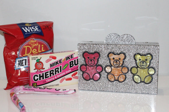 Bari Lynn Gummy Bear Hard Clutch Elizabeth Sutton Design Camp Package