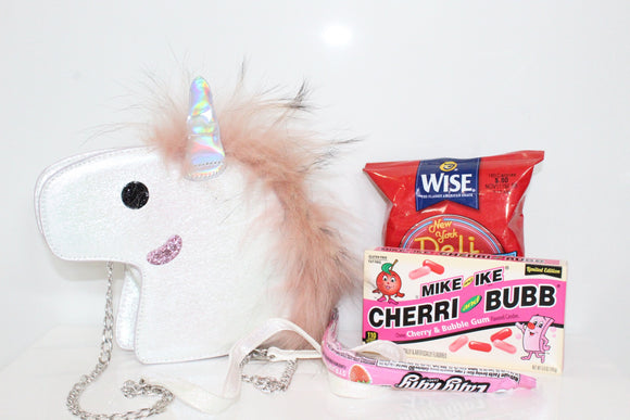 Bari Lynn Unicorn Bag Camp Package