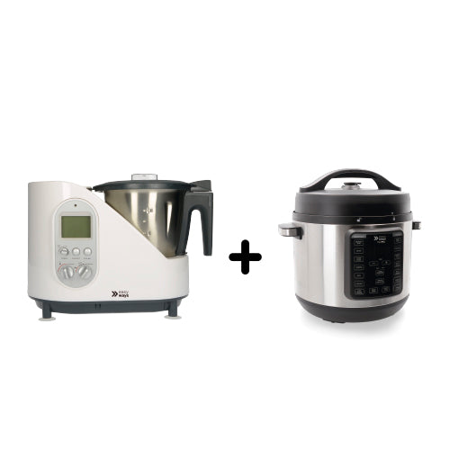Kitchen Master + Fast Pot