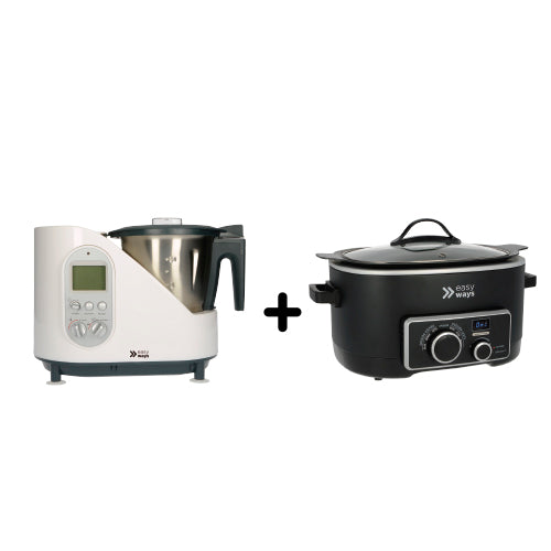 Combo Kitchen Master más MultiCooker
