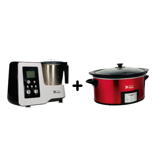 Combo Kitchen Pro más Slow Pot Design