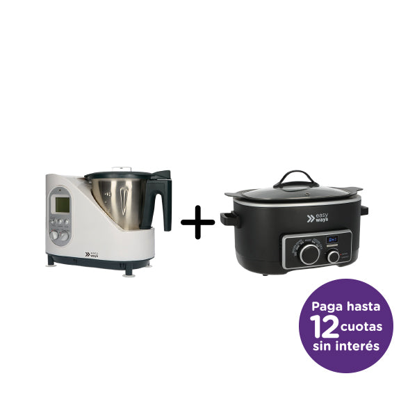 Kitchen Master + MultiCooker 5 en 1