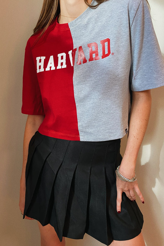 Load image into Gallery viewer, Harvard Brandy Tee