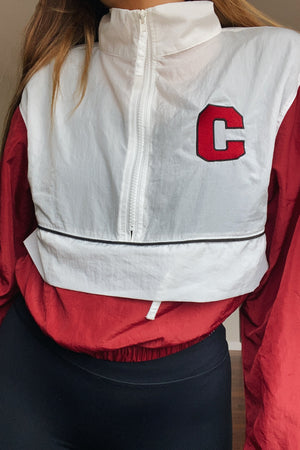 Load image into Gallery viewer, Cornell Vintage Track Jacket