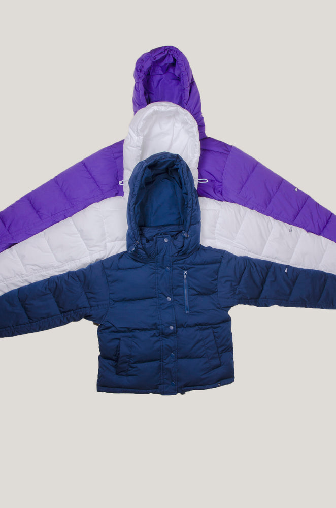 College Puffer Jacket