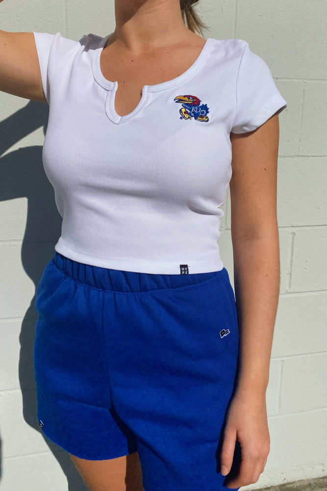 Load image into Gallery viewer, MTO University of Kansas Cali Tee