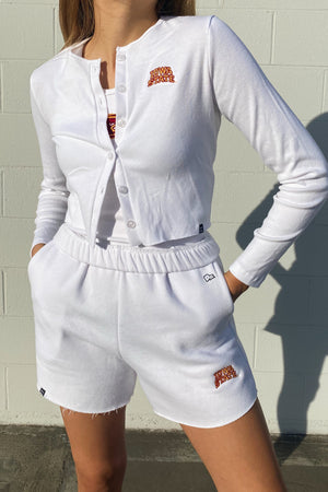 Load image into Gallery viewer, MTO Babydoll Knit Iowa State