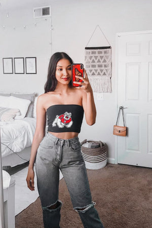 Load image into Gallery viewer, Fresno State Bulldogs Tube Top