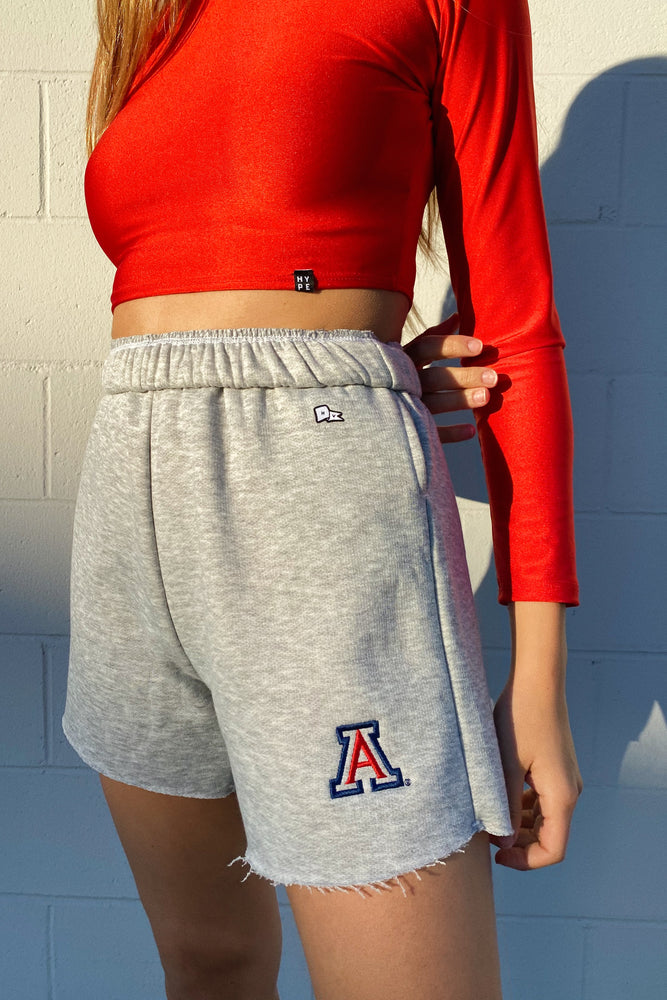 Load image into Gallery viewer, MTO Arizona Cut Off Sweatshorts