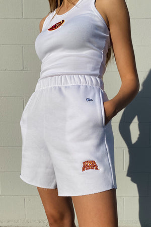 Load image into Gallery viewer, MTO Iowa State Cut Off Sweatshorts