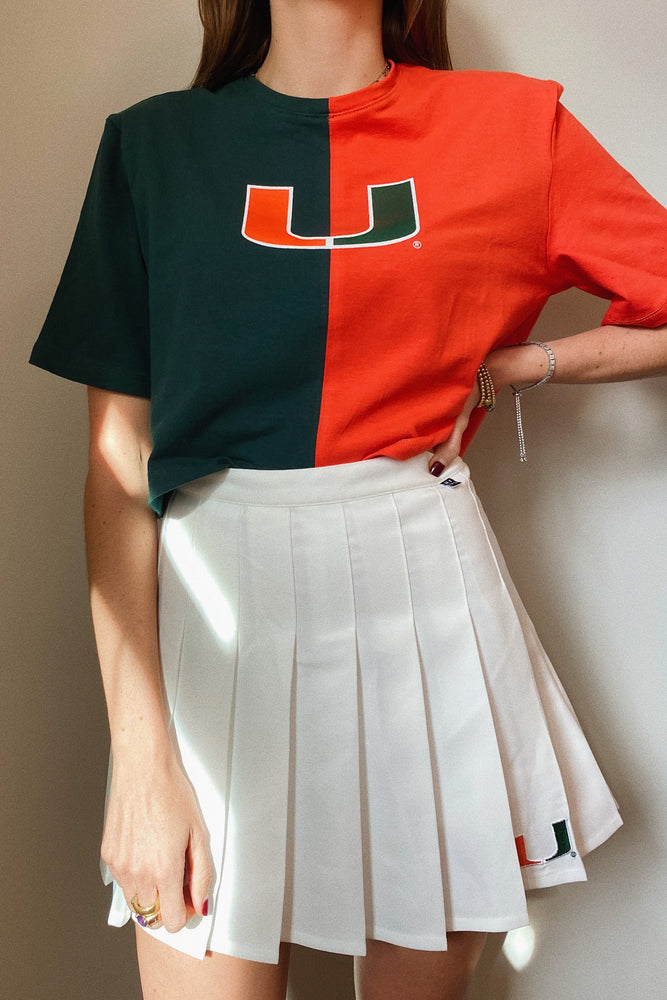 Miami Hurricanes Brandy Tee