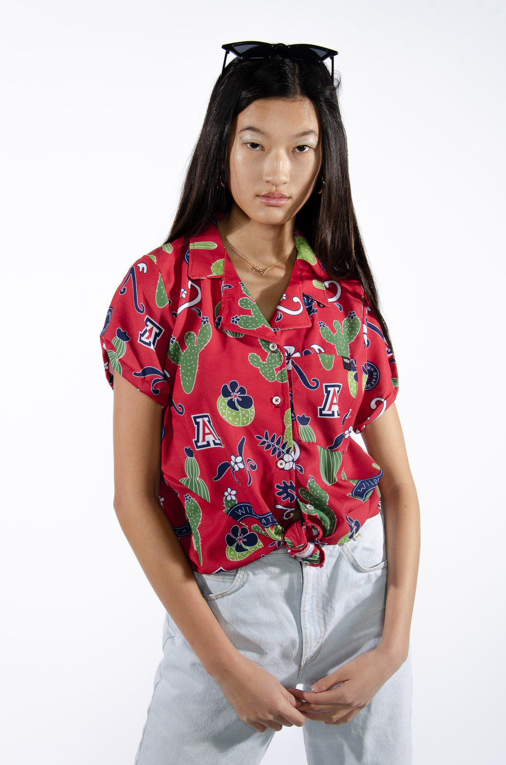 University of Arizona Hawaiian Top - Hype and Vice