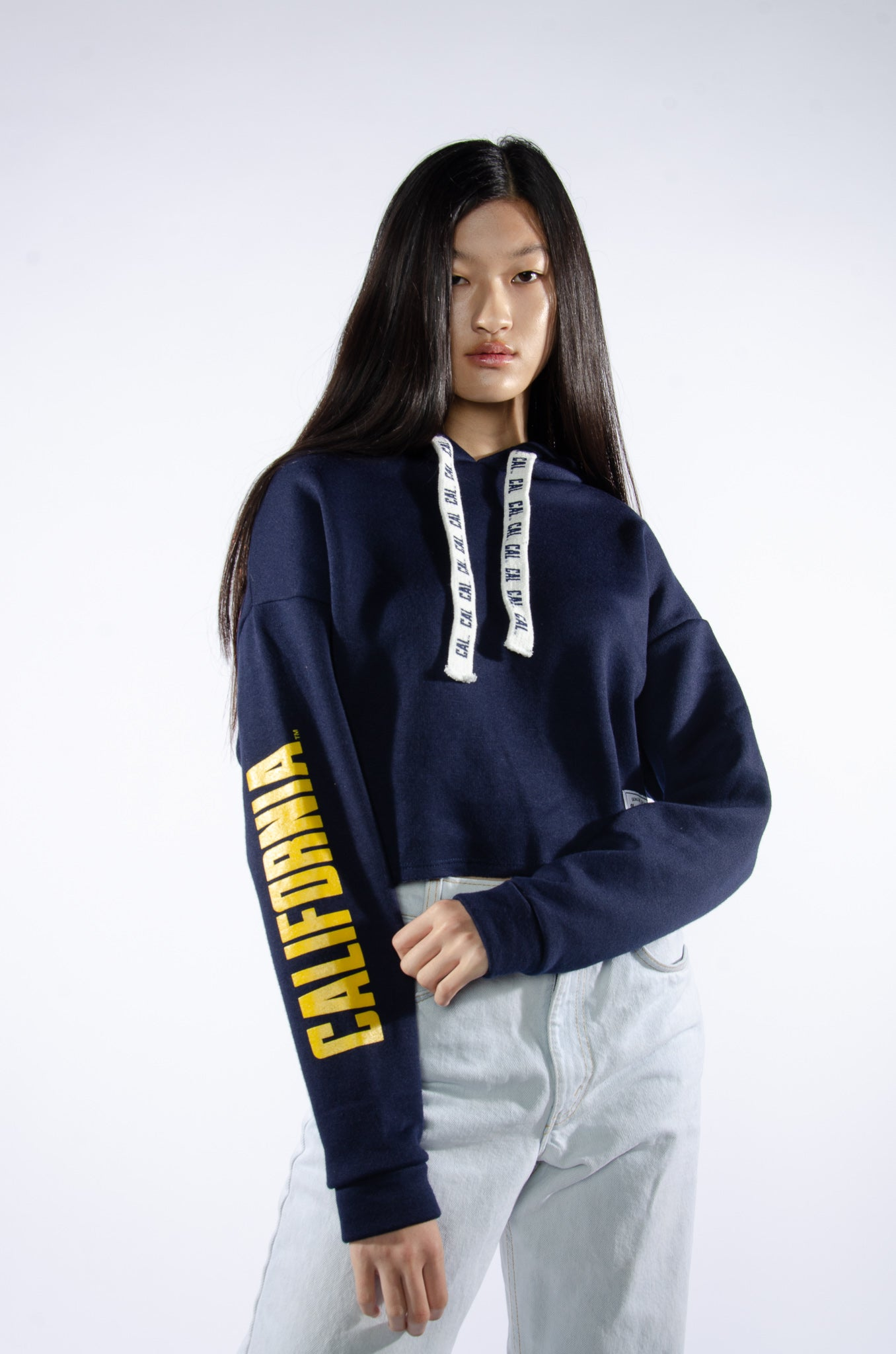 Berkeley Cropped Hoodie - Hype and Vice