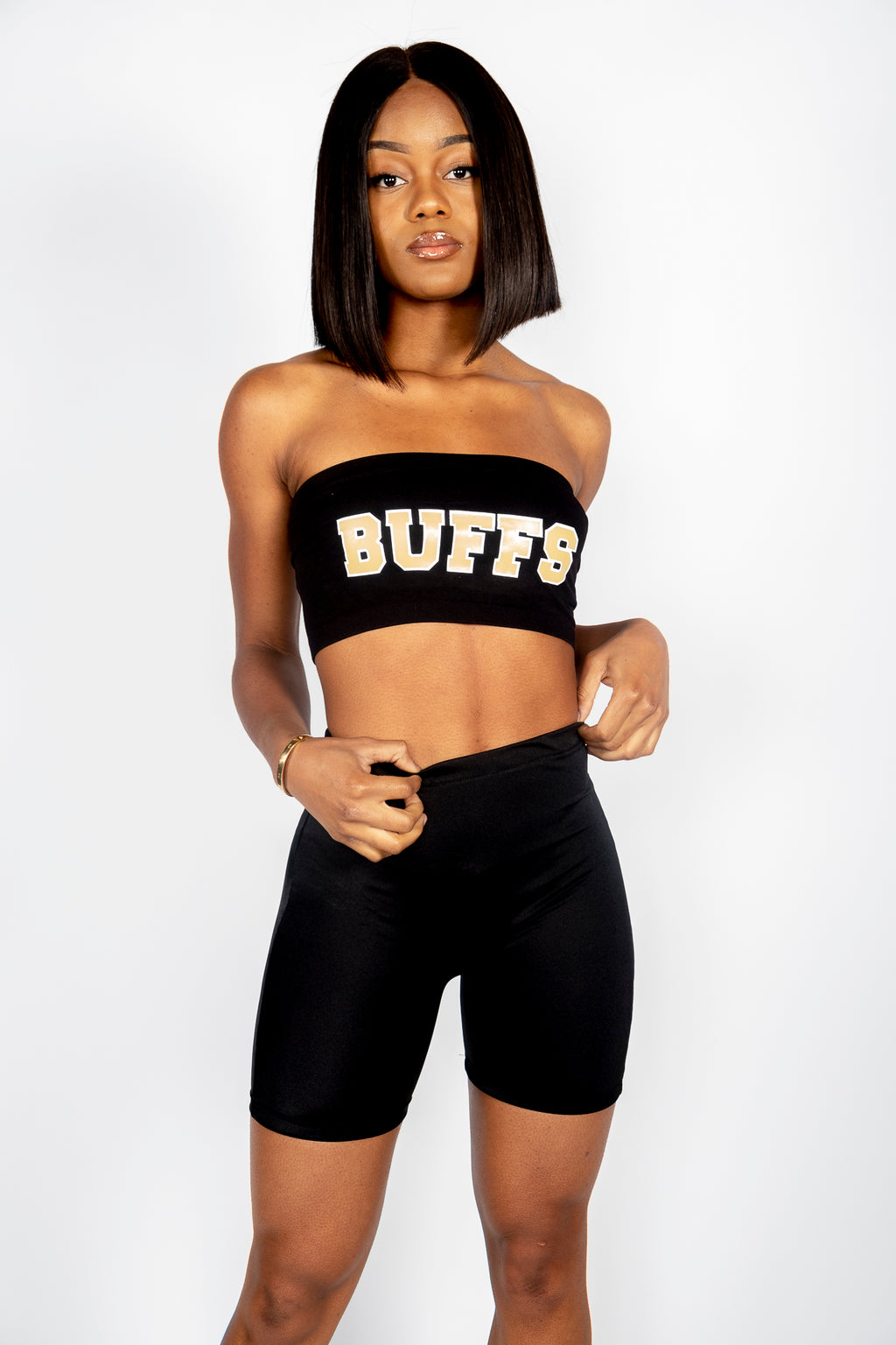 Buffs Bandeau Top - Hype and Vice