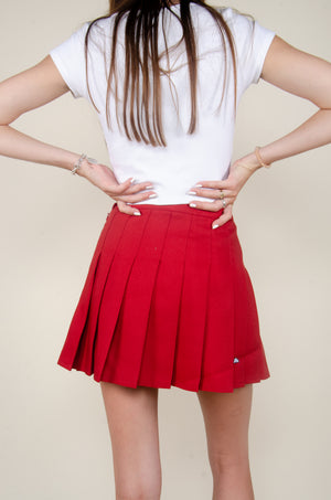 Load image into Gallery viewer, MTO Ball State Tennis Skirt