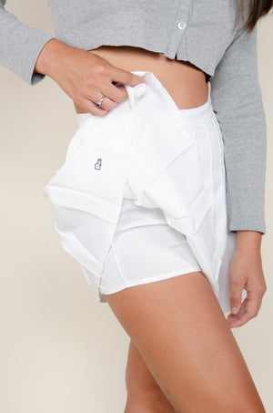 MTO West Virginia Tennis Skirt