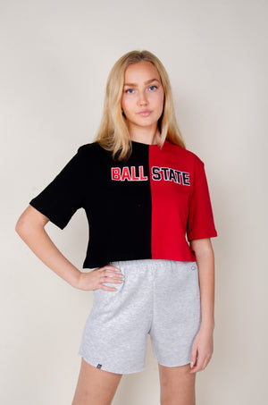 Load image into Gallery viewer, Ball State Brandy Tee