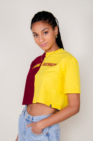 Load image into Gallery viewer, Central Michigan Brandy Tee