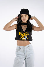 Mizzou Cutout Top - Hype and Vice