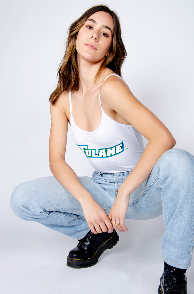 Load image into Gallery viewer, Tulane Gameday Bodysuit - Hype and Vice