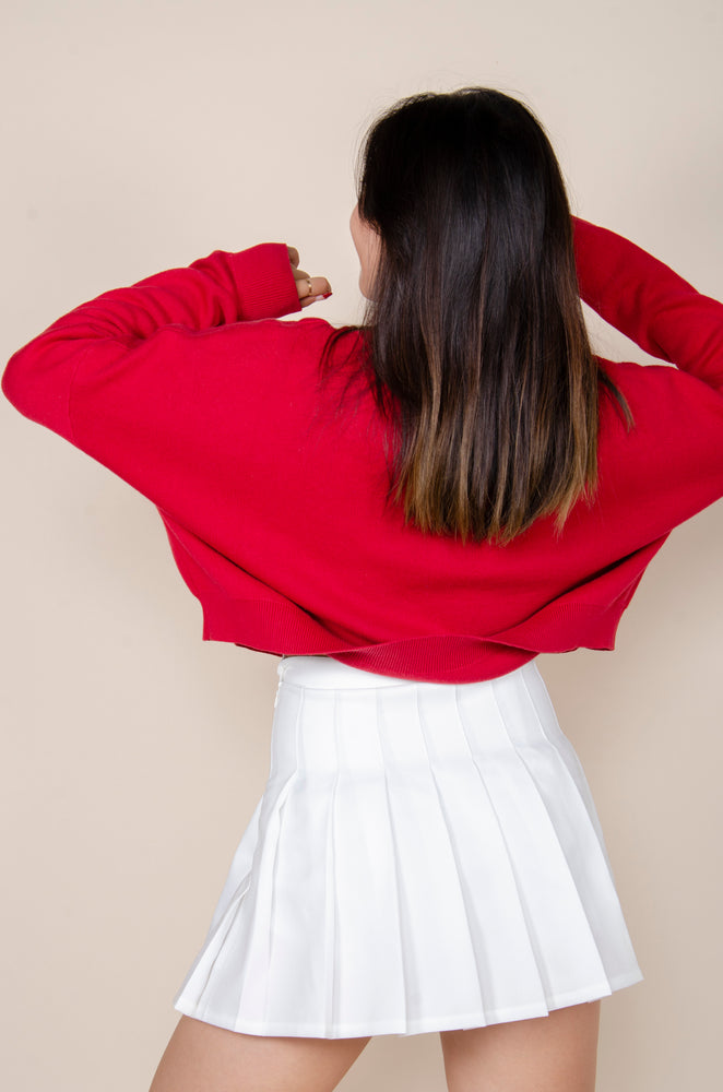 Load image into Gallery viewer, USC Ivy Intarsia Sweater