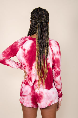 MTO Chicago Tie Dye Dreams Top